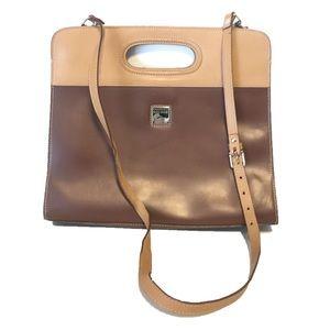 DOONEY AND BOURKE Leather Tote Shoulder Bag